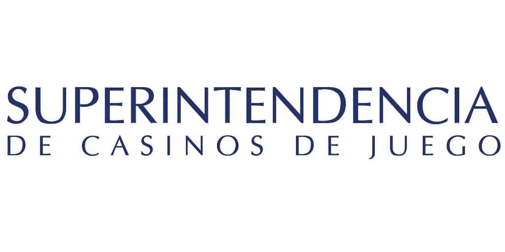 la Superintendencia de Casinos de Juego (SCJ) en Chile