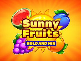 Sunny Fruits: Hold and Win logo